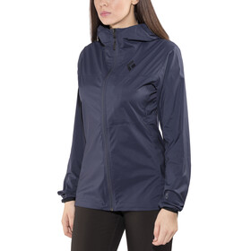 Black Diamond Alpine Start - Chaqueta Mujer - azul